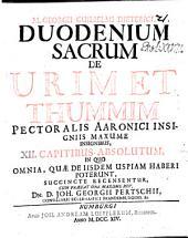 De Urim et Thummim