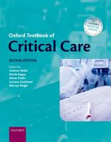 Oxford Textbook of Critical Care PDF