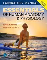 Essentials of Human Anatomy   Physiology Laboratory Manual PDF