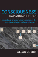 Consciousness Explained Better PDF