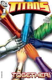 Titans (2008-) #1