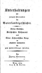 Unterhaltungen mit jungen Freunden der Vaterlandsgeschichte: Band 3