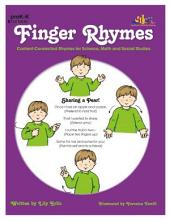 Finger Rhymes (ENHANCED eBook)