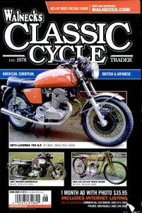 WALNECK S CLASSIC CYCLE TRADER  JUNE 2005 Book