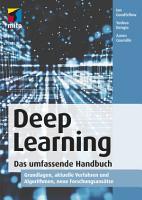Deep Learning  Das umfassende Handbuch PDF