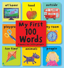 My First 100 Words Book PDF