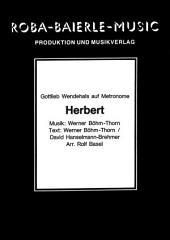 Herbert: Gottlieb Wendehals auf Metronome