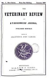The Veterinary Review and Stockowners  Journal PDF