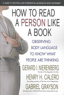 How To Read A Person Like A Book