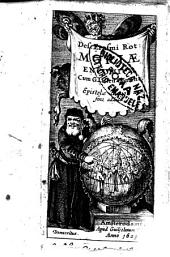Des. Erasmi Rot. Moriae encomium cum G. Listrii comment. Epistolae aliquot in fine additae