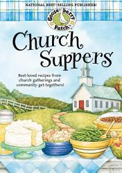 Church Suppers Book PDF