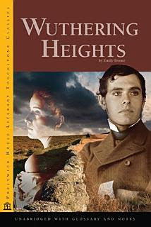 Wuthering Heights   Literary Touchstone Edition Book