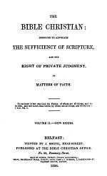Y Drysorfa. Llyfr 1, rhif 1-llyfr 16, rhif 192; cyfres newydd, llyfr.1 rhif 1-llfr 100, rhif 1197