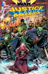 Justice League of America (2013-) #6