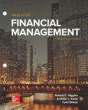 Loose Leaf for Analysis for Financial Management PDF
