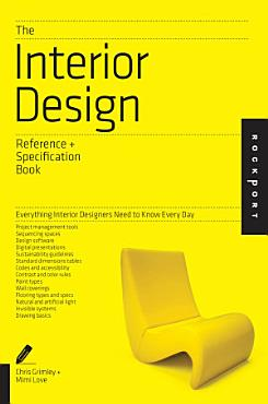 The Interior Design Reference   Specification Book PDF