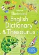 Usborne Illustrated English Dictionary & Thesaurus