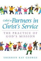 Called as Partners in Christ s Service PDF