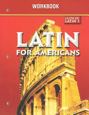 Latin for Americans Level 1  Writing Activities Workbook PDF