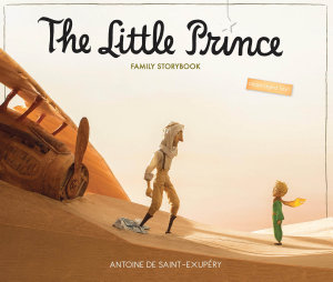 The Little Prince Family Storybook Book