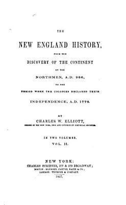 The New England History PDF