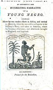 The negro servant [by L. Richmond].