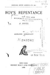 Roy's Repentance: A Novel