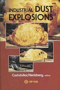 Industrial Dust Explosions Book