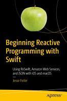 Beginning Reactive Programming with Swift PDF