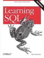 Learning SQL PDF