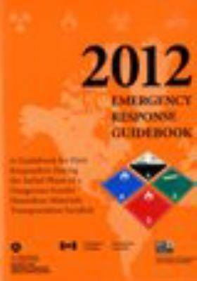 Download 2012 Emergency Response Guidebook Book