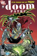 Doom Patrol (2009-) #19