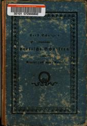 Ernst Schulze's sämmtliche poetische Schriften ...: Bd. Die bezauberte Rose