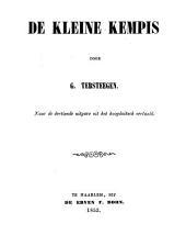 De kleine Kempis