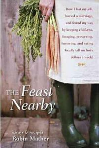 The Feast Nearby Book