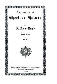 Sherlock Holmes Series  Adventures of Sherlock Holmes PDF