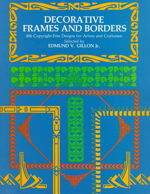 Decorative Frames and Borders  396 Examples from the Renaissance to the Present Day PDF