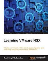 Learning VMware NSX