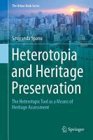 Heterotopia and Heritage Preservation PDF