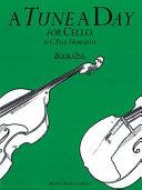 A tune a day for cello