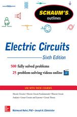 Schaum s Outline of Electric Circuits  6th edition PDF