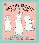 Pat the Bunny and Friends Book