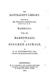 The Naturalist's Library: Volume 11