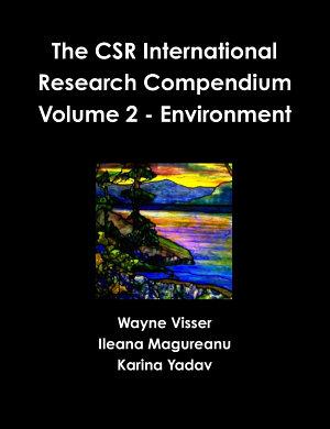 The CSR International Research Compendium  Volume 2   Environment