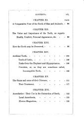 A popular treatise on the teeth
