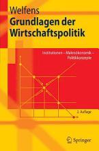 Grundlagen der Wirtschaftspolitik PDF
