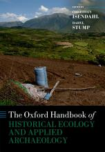 The Oxford Handbook of Historical Ecology and Applied Archaeology PDF