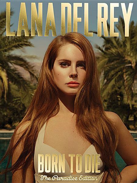 Download Lana Del Rey   Born to Die  Songbook  Book