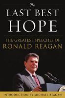 The Last Best Hope PDF