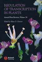 Annual Plant Reviews  Regulation of Transcription in Plants PDF